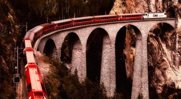 У Швейцарії в потязі знайшли 3 кг золота