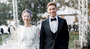 Зірковий двіж: Володимир Остапчук одружився